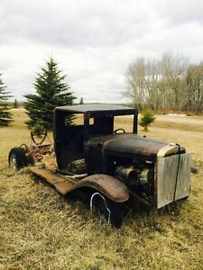 1930 Chev Ratrod project