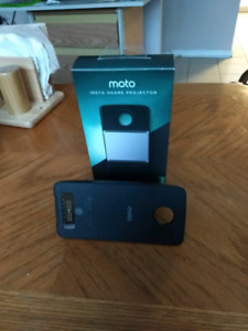 Moto Mods Insta Share Projector