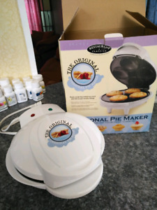 Personal pie maker
