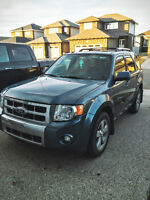 REDUCED! 2010 Ford Escape Limited SUV, Crossover - Heated Seats
