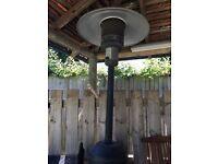 Freestanding Garden Patio Gas Heater