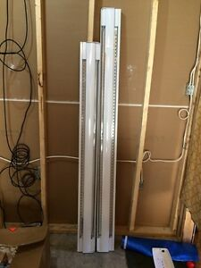 Two baseboard heaters for sale