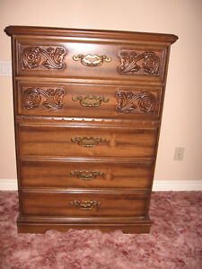 Oak Bedroom Set  $325.00 obo