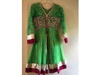 Girls Indian outfit size 28 reduced