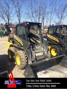 2012 New Holland L218 Skid Steer London Ontario image 1