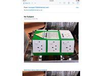 9 plug power pack