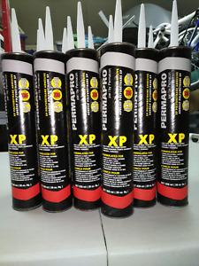 Brand New X16 Permapro Permacon XP Caulking . Large Tubes.