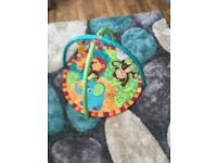 Jungle Baby Playmat & Gym