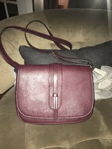 Hilary Radley - leather looking purse