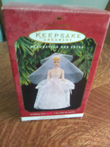 Barbie ornament NIB