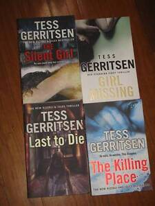 TESS GERRITSEN - 4 BOOKS Heritage Park Logan Area Preview