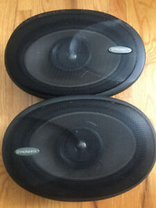 PIONEER Pair of Automotive Speakers 130W