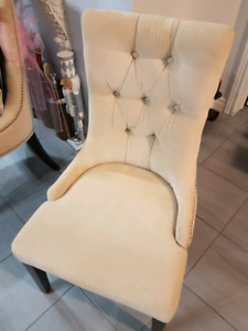 EUC - Set of Dining Chairs