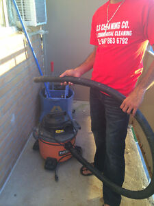 SS CLEANING CO..WE DO ALL COMMERCIAL. We insured the company Kitchener / Waterloo Kitchener Area image 4