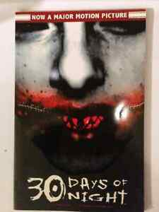 30 Days of Night comic book graphic novel volume 1