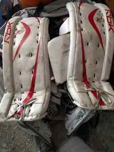 Equipment de goalie