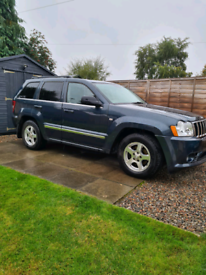 JEEP GRAND CHEROKEE WK 3.0 CRD LIMITED