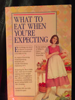 What To Eat When You're Expecting Book
