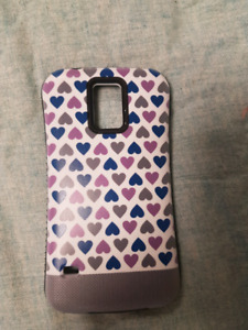 Brand new, never used Samsung Galaxy S5 case