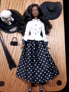 "Collectable ""Talk of the Town"" Barbie"