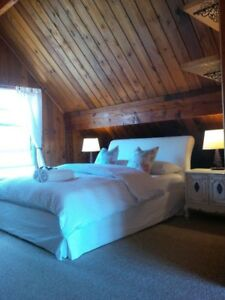 Ski Chalet in Muskoka Huntsville this new years