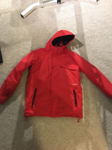 XL Men's Quiksilver Coat