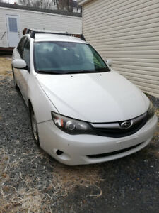 2010 AWD SUBARU IMPREZA .... GREAT CAR GREAT PRICE