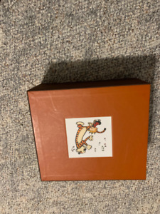 Complete Calvin and Hobbes Hardcover – Box set