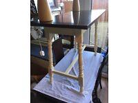 Hall table / old pub table