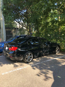 BMW 320xi Sport package 2014