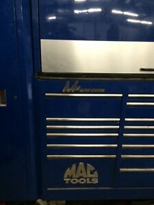 FOR SALE AT REDUCED PRICE  MAC TOOL BOX SET