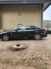 BMW 520D M SPORT 2013