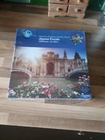Brand new puzzle