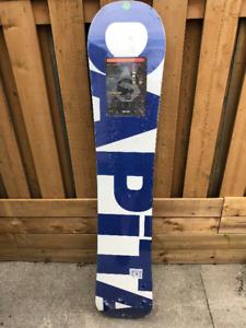 BRAND NEW- Capita NAS 157 snowboard