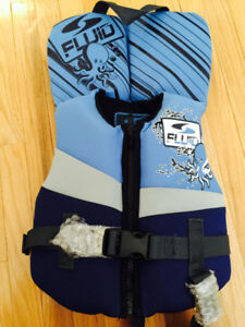 Brand New Life Jacket for infant - 20 LB to 30 LB