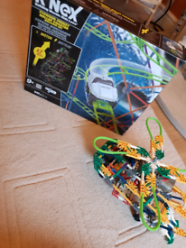 KNEX ROLLERCOASTER AND KNEX HELICOPTER