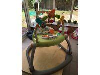 Rainforest jumparoo for sale £10