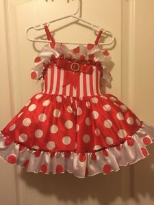 Candy land girl costume: 2-4 years old Kitchener / Waterloo Kitchener Area image 1
