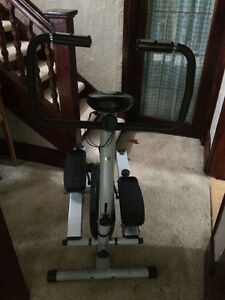Exercise Equipment - Elliptical Stepper (Low Impact)