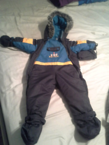 18 month Gusti xtrem winter snow suit
