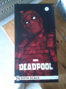 Marvels Deadpool Sideshow Collectables Action Figure