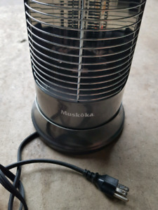 Space Heater by Muskoka . Brand new -out of box but never used