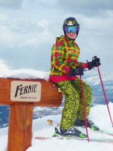 Youth XL Ski Outfit