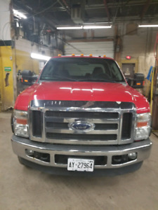 Ford F250 2010 Gas- no rust, lots of work done