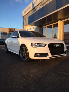 2014 Audi S4 Technik Sedan + 2 sets of wheels + APR Exhaust