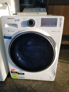 Samsung Front Loader Washing Machine. 8.5kg!