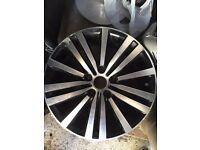 Genuine 17'' Passat alloy