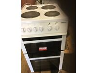 50cm Beko cooker in mint condition with three months warranty