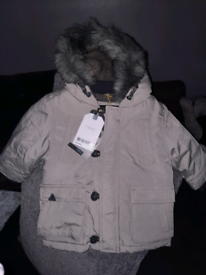 New Next baby coat