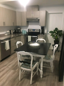 Brand new basement suite in white rock